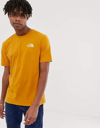 bd61bd07f The North Face Yellow Men's Tshirts - ShopStyle