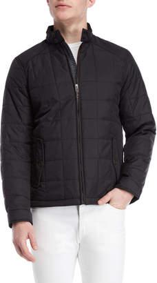 Ted Baker Square Quilt Short Jacket