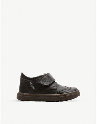STEP2WO Wilfred leather brogue trainers 2-5 years