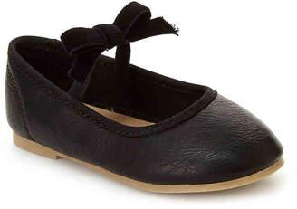Carter's Arlina Toddler Mary Jane Ballet Flat - Girl's