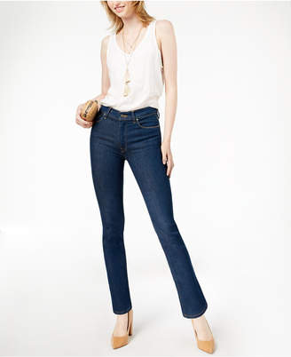 Hudson Nico Mid-Rise Cigarette Jeans