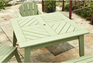 Uwharrie Chair Plaza Wood Dining Table Uwharrie Chair
