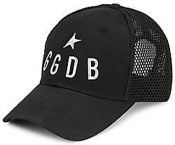 Golden Goose Men's GGDB Embroidered Logo Baseball Cap