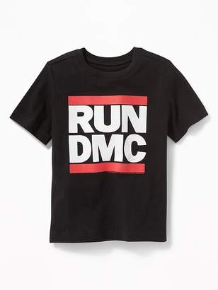Old Navy Run-DMC Tee for Toddler Boys