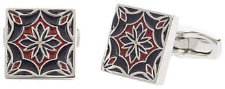 Simon Carter for John Lewis Archive Tile Cufflinks