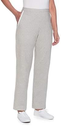Alfred Dunner Women's Long Weekend Short Pant