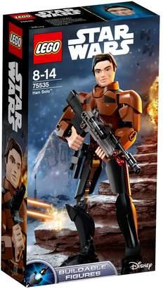 Lego Han Solo Figure