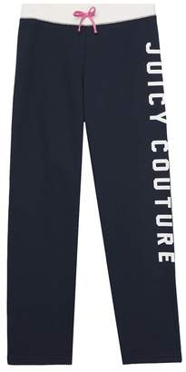 Juicy Couture French Terry Graphic Mar Vista Pant for Girls