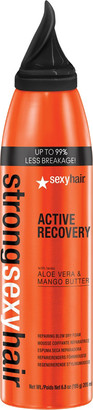 Strong Sexy Hair Active Recovery Repairing Blow Dry Foam