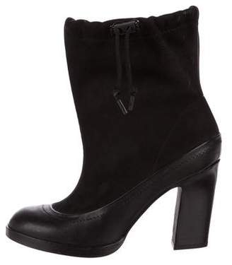 Rag & Bone Albion Drawstring Ankle Boots