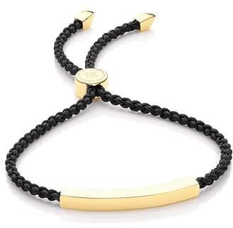 Monica Vinader Engravable Linear Bar Friendship Bracelet