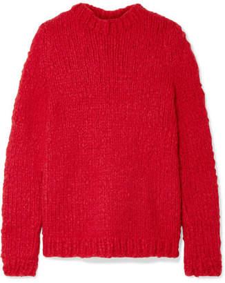 Gabriela Hearst - Luiz Cashmere Sweater - Crimson