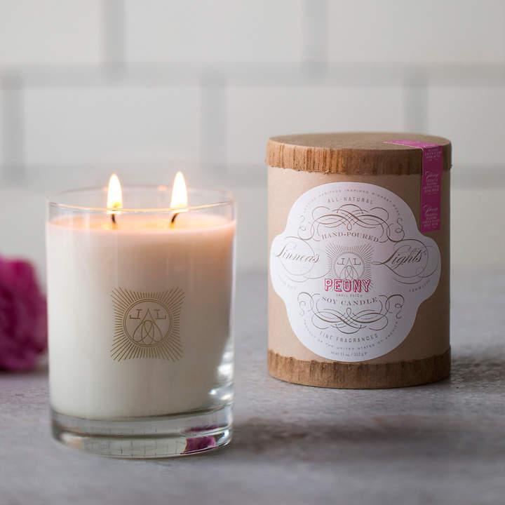 Linnea's Lights Candle, Peony