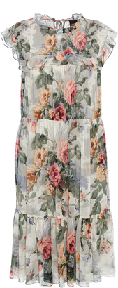 Needle & Thread Floral-Print Dress $370 thestylecure.com