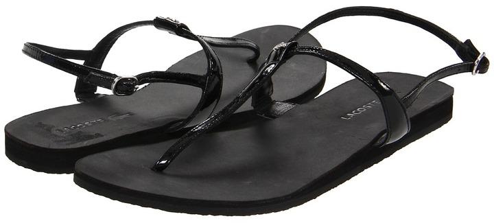 Lacoste Appoline SMU (Black) - Footwear