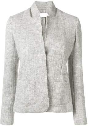 Fabiana Filippi chevron stripe blazer jacket