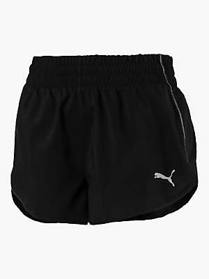 Puma Keep Up 3 Training Shell Shorts, Black
