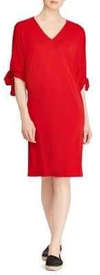 Lauren Ralph Lauren Stretch Jersey Shift Dress