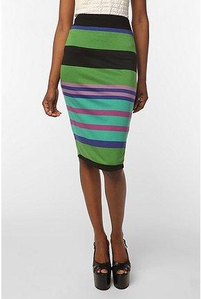 Silence & Noise Pencil Skirt