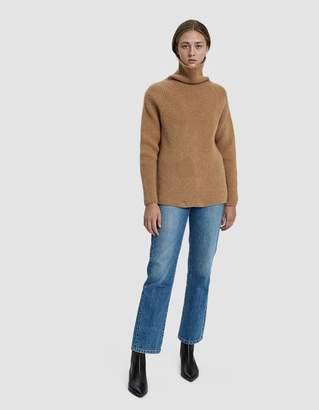 Base Range Baserange Ribbed Turtleneck Sweater