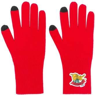 Kenzo phone finger gloves