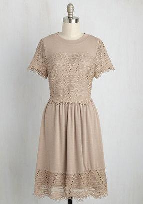 Doe & Rae Esteemed Dreamer A-Line Dress $69.99 thestylecure.com