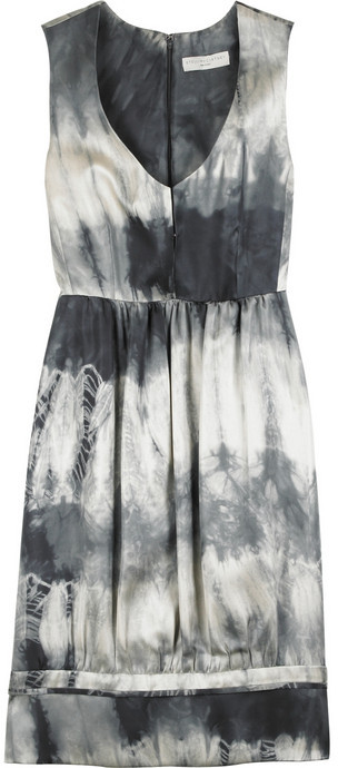 Stella McCartney Tie-dye dress