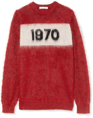 Bella Freud 1970 Mohair-blend Sweater