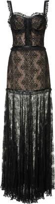 Alexis Kieran Lace Maxi Dress