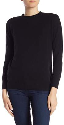 Minnie Rose Cashmere Crew Neck Sweater