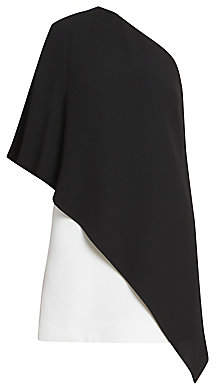 Givenchy Women's One-Shoulder Draped Dress