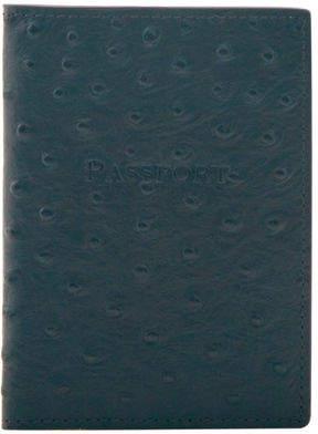 Dooney & Bourke Ostrich Passport Case