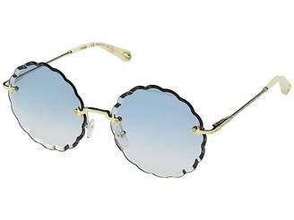 6e80eaf730e8 Chloé Blue Women s Sunglasses - ShopStyle