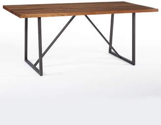 Rejuvenation Canby Trestle Table