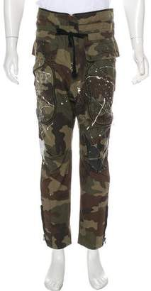 Faith Connexion Camouflage Cargo Pants