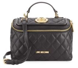 Love MoschinoQuilted Crossbody Bag