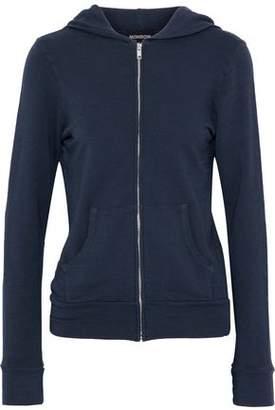Monrow Jersey Hooded Sweatshirt
