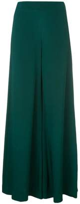 ADAM by Adam Lippes flared crepe trousers