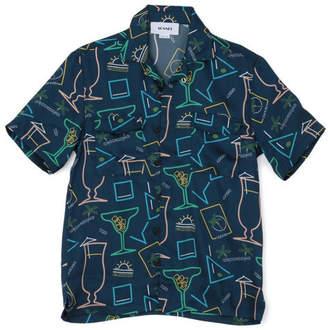 Sunnei Hawaiian Shirt