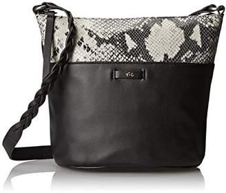 Foley + Corinna Cable Mini Bucket Cross Body Bag