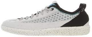 O.x.s. Round-Toe Low-Top Sneakers