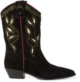 Polo Ralph Lauren Makayla Cowboy Boot