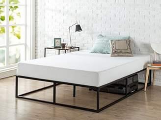 Zinus Joseph Modern Studio 10 Inch Platforma Low Profile Bed Frame / Mattress Foundation / Box Spring Optional / Wood Slat Support
