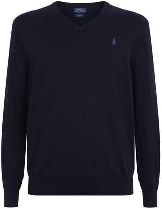 Polo Ralph Lauren V-Neck Knit Sweater