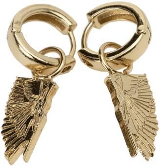 Wings Pendant Earrings