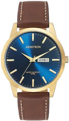 Armitron Unisex Brown Bracelet Watch-20/5311nvgpbn