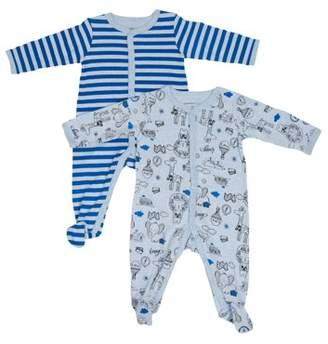 Vitamins Baby Vitamins Newborn Baby Boy Sleep 'N Plays, 2-pack