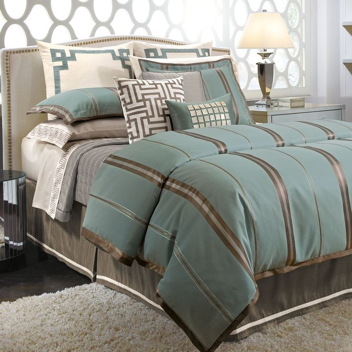 JLO by Jennifer Lopez ocean drive 4-pc. comforter set - king