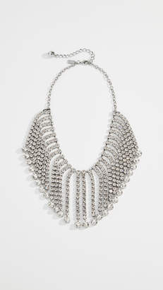 Kate Spade Glitzville Fringe Collar Necklace