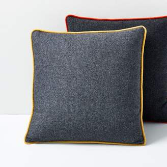 west elm Tailored Trim Pillow Covers